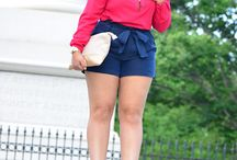 Summer Fashion Plus Size