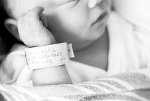 Newborn/Hospital Photos / by Emma Ashby