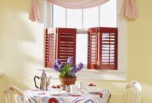Windows & curtains
