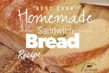 Baking-Bread, Buns, Rolls, Wraps