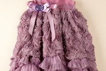 Little Girl's Wedding Outfits. / Pretty Dresses For Little Guests Or Little Bridesmaids.