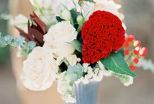 Wedding Centrepieces / Amazing wedding centrepieces to dress your tables with.