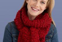 Knitting Patterns I like