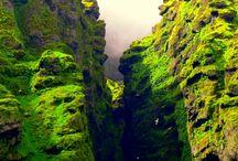 nice land of Iceland