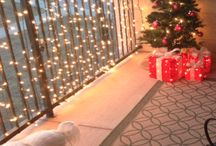 Jul i lägenhet