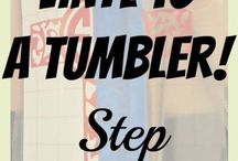 diy tumblers