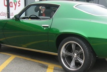 Rides / A board for cars, hot rods, classic cars, antique cars, muscle cars, and all other rides. / by Rides.com