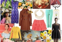 Floral Spring / The Wholesome Flirt / by Sue Giannotta