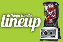 Ninja Family Lineup / With Ninja's versatile lineup, you can create a variety of nutritious and delicious meals and drinks. Whether you're in the mood for a creamy smoothie or silky juice, we've got you covered.  / by Ninja Kitchen