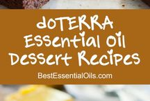 Leivonta & dōTERRA eteeriset öljyt / Baking & dôTERRA Essential oils