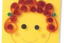 kids art craft ideas / by Pamela Turner