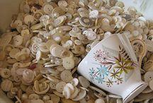 Button Love / it is an addiction. / by Henrietta Newman