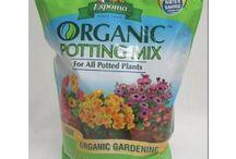Garden - Soils, Fertilizers & Mulches