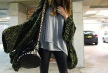Inspiration: Fashion / I've got tons of clothes and accessories, but could always do with some inspiration.. / by Sara Kirk