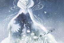 Снежная к