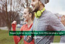 Bieganie / Coś da miłośników tej dyscypliny oraz tych, którzy dopiero zaczynają przygodę z bieganiem. :)