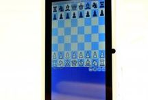 Chess Sets / UK based suppliers of chess sets and wooden chess boards online.  Also offers hand painted and tournament standard pieces, clocks, chess computers and games compendiums.