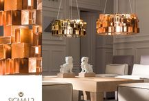 2015 / Our new creations 2015 for enlighten and make precious your luxury interiors. www.sigmal2.it