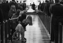 Documentary photography - wedding family