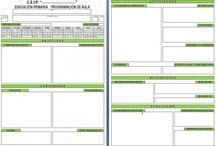 Programaciones y documentos
