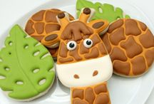 Cookie Decorating Ideas / by Becki Patterson