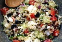 i like cookin' quinoa