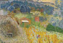 Bonnard / Storia dell'Arte Pittura  19°-20° sec. Pierre Bonnard 1867-1947