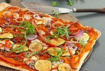 Pizzen, Flammkuchen