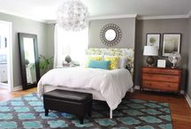 A Splash of Style - Bedroom