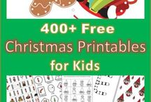 Printables Christmas