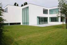 Einfamilienhaus G in Meerbusch , Architektur & Innenarchitektur / Entwürfe, Planung & Bauaufsicht bei Carine Stelte Designs