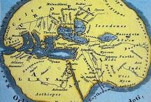 Herodotus maps