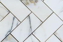 Soho Tile Gallery - Gold