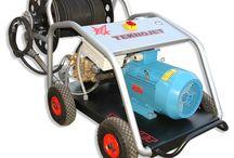 Kanal Açma Temizleme Makinası Teknojet / Yüksek Basınçlı Kanal Açma Temizleme Makinası Teknojet 0 232 4621 27 55 http://www.teknojet.com.tr
