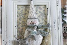 Seasons - Winter / Creative inspiration featuring winter themed crafts, DIY, food and more. / by Jen Goode