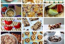 Food/ Snacks for H / by Carrie Mitchell