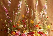 Flower bouquets and arrangements