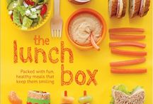 Lunchbox Heroes / Consider this training for the big time: Kindergarten, that is. Gotta get some yum yum for lil man's tum tum. And it better be interesting.