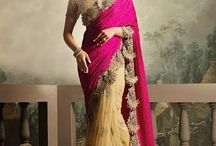 Indian Designer Sarees / Buy Exclusive Indian Designer Sarees