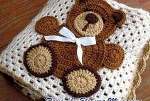 teddy bear afghans