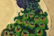 vysivani koralkama