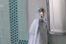 Cool Bathroom / by Celeste Trudeau