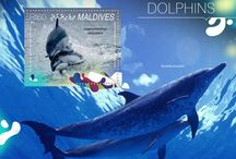 New stamps issue released by STAMPERIJA | No. 445 / MALDIVES 14 10 2014 - CODE: MLD14801A-MLD14810B
