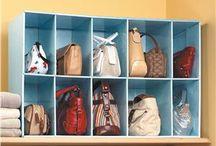 organization ideas / How to organize stuff