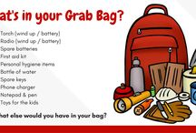 #prepared #GrabBag / Getting a #GrabBag with essential supplies and tools for emergencies is key for better personal preparedness. Check out these FREE UK RESOURCES from trusted partners. Find out more about #30days30waysUK by visiting the website at http://30days30waysUK.org.UK