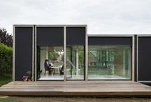 Passive houses  / Architecture; sustainability; eco / by Mariajo Maroto