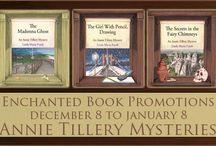 BLOG TOUR AND BOOK REVIEWS FOR ANNIE TILLERY MYSTRIES / LET'S SEE WHAT OTHERS ARE SAYING ABOUT THE MADONNA GHOST, GIRL WITH PENCIL DRAWING AND SECRETS IN THE FAIRY CHIMNEYS. http://cassidycrimson.weebly.com/blog/author-interview-annie-tillery-mysteries