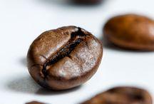 beans / grains de #café torréfiés, prêts à être moulus...