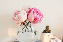 Home Details / Beautiful ways to arrange beautiful products in your home.