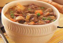 Soups 'n' Stews / by Morgan Johnson